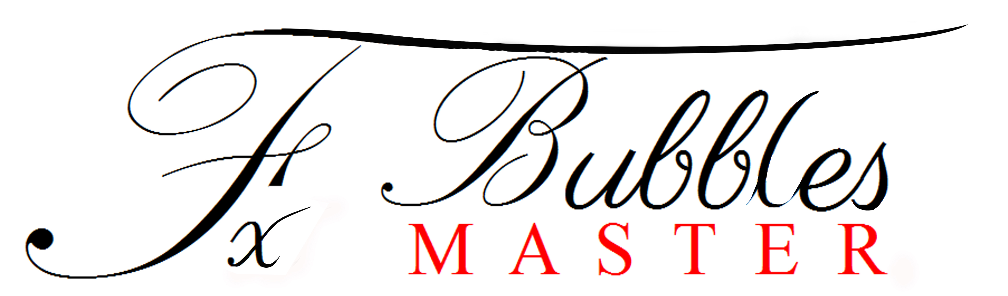 FX BUBBLES Logo